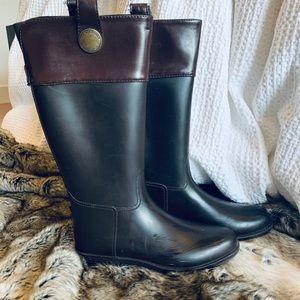 Banana republic boots/ rain boots 7/7.5